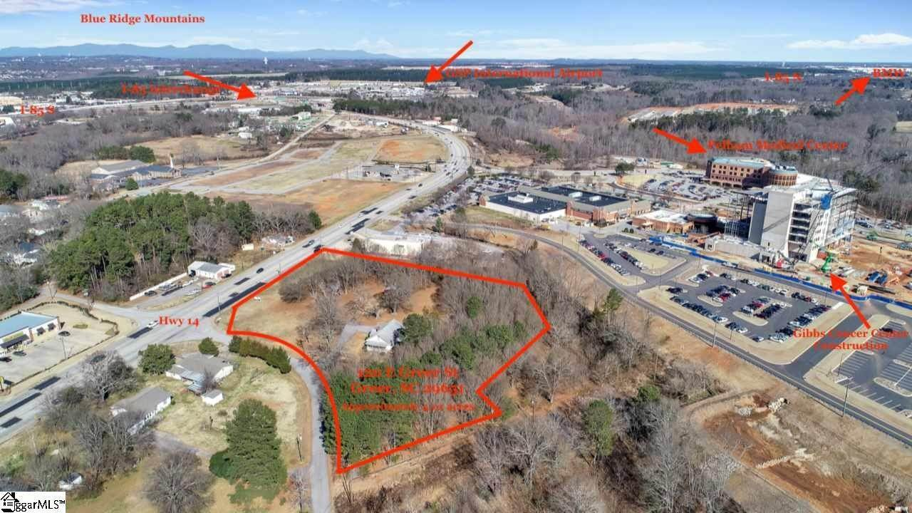 Land for Sale at Greer, SC 29651