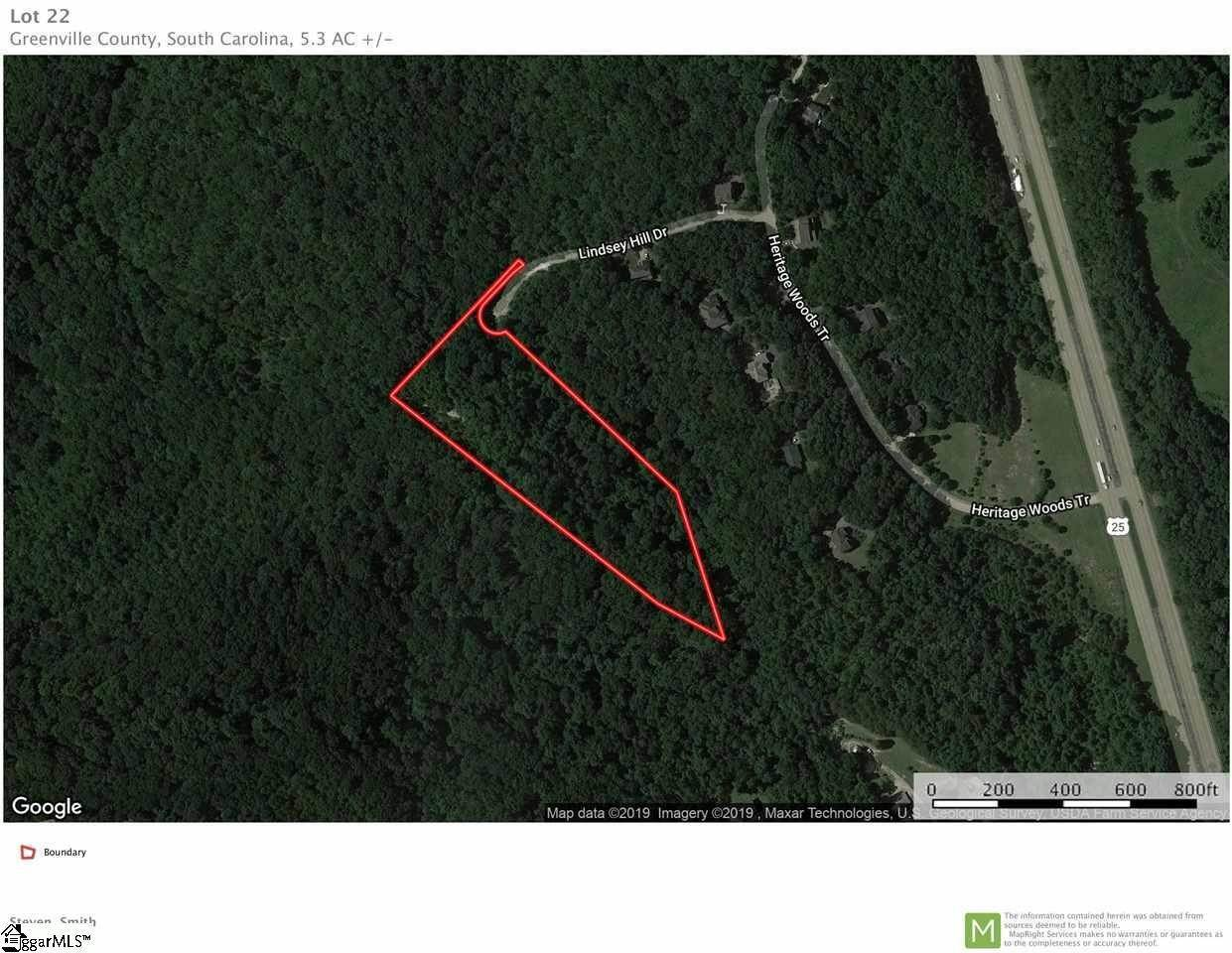 Property for Sale at Marietta, SC 29661