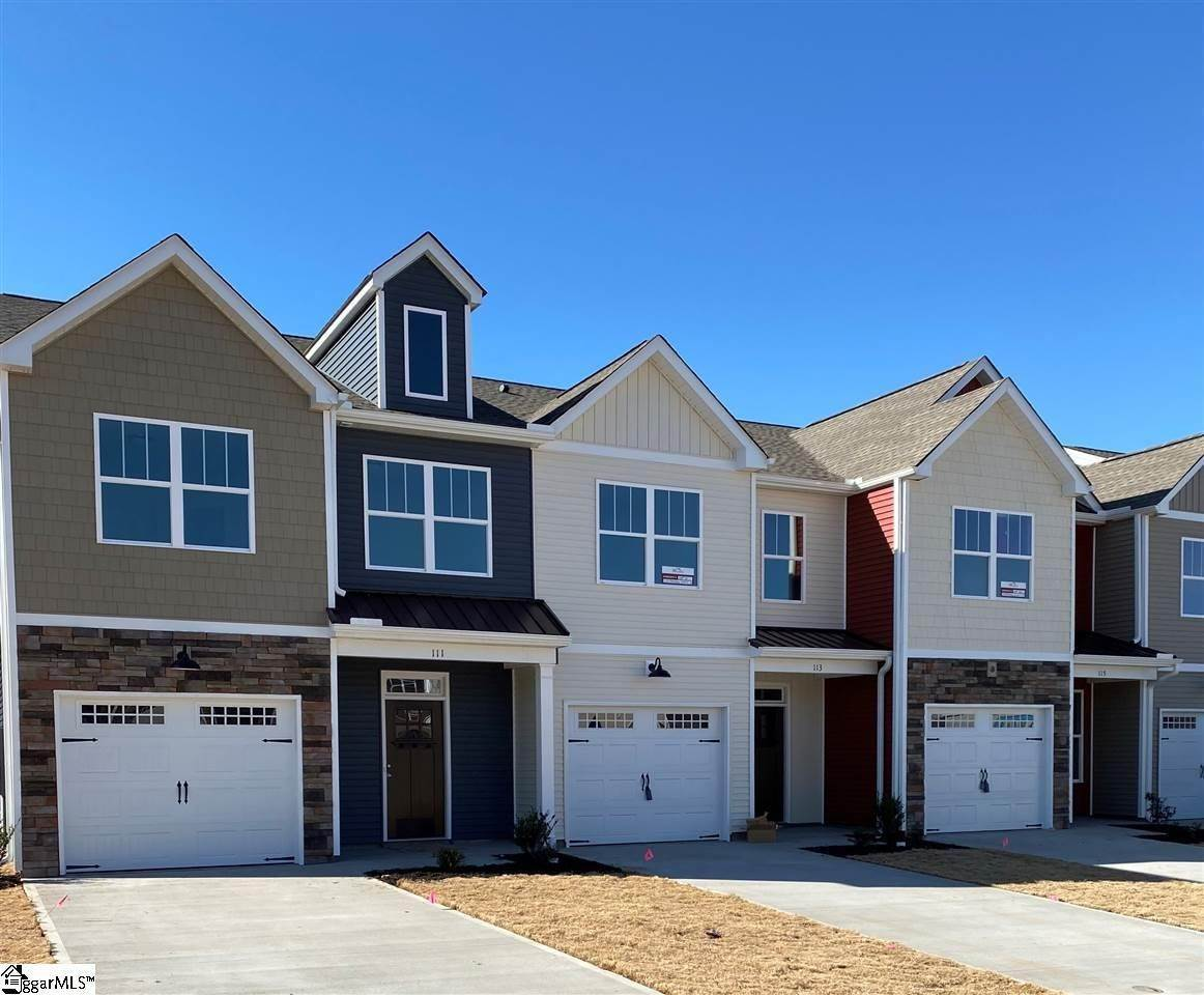 Condo / Townhouse for Sale at Piedmont, SC 29673