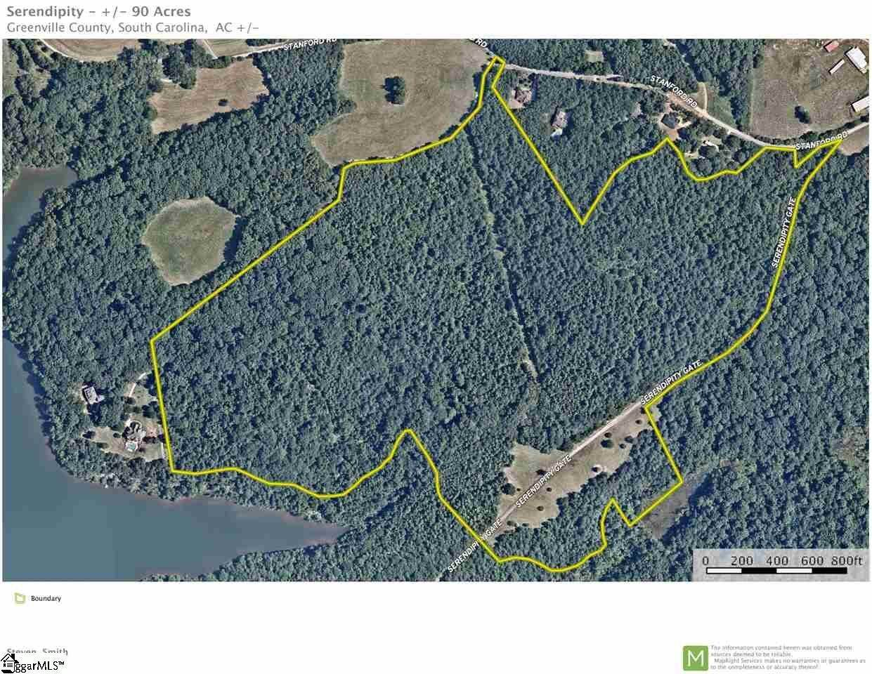 Acreage for Sale at Greer, SC 29651