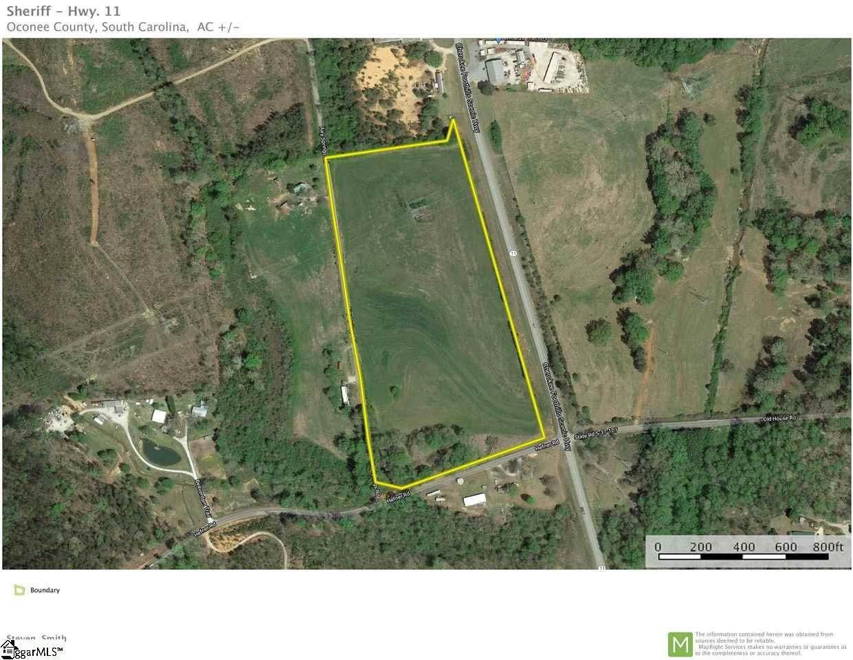 Land for Sale at Walhalla, SC 29691