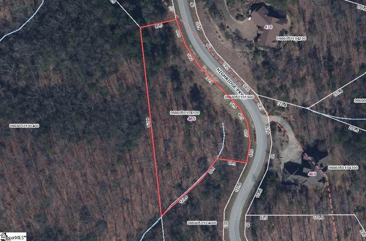 5. Residential Lot for Sale at The Cliffs At Mountain Park, Marietta, SC 29661