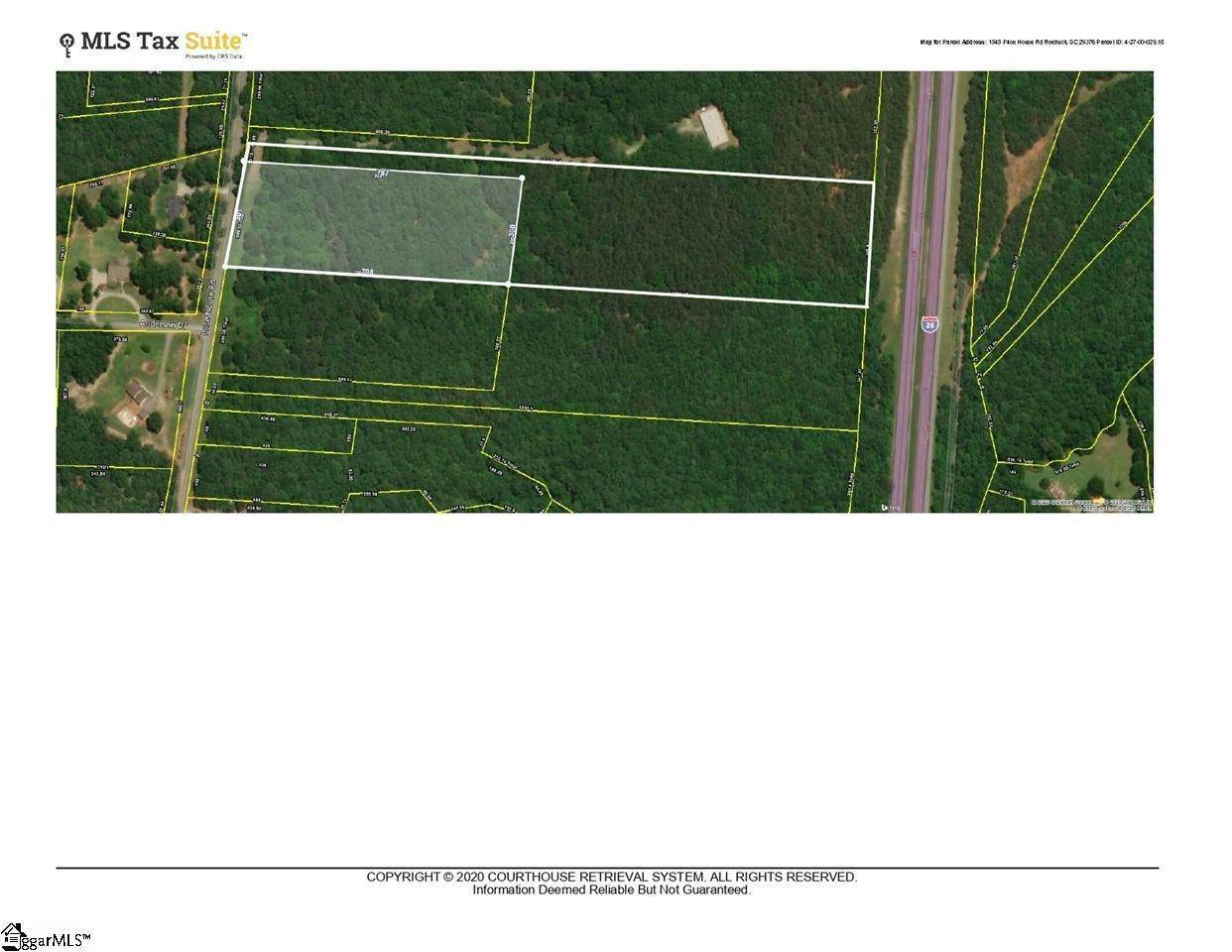 Residential Lot for Sale at Roebuck, SC 29376