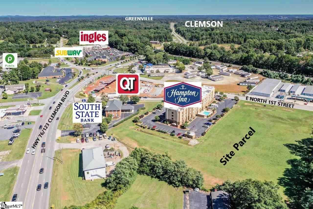 Land for Sale at Seneca, SC 29678