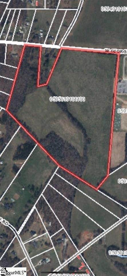 Acreage for Sale at Piedmont, SC 29673