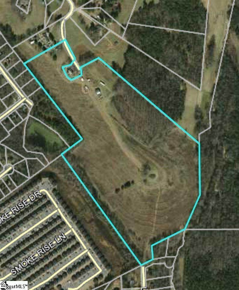 Acreage for Sale at Central, SC 29630