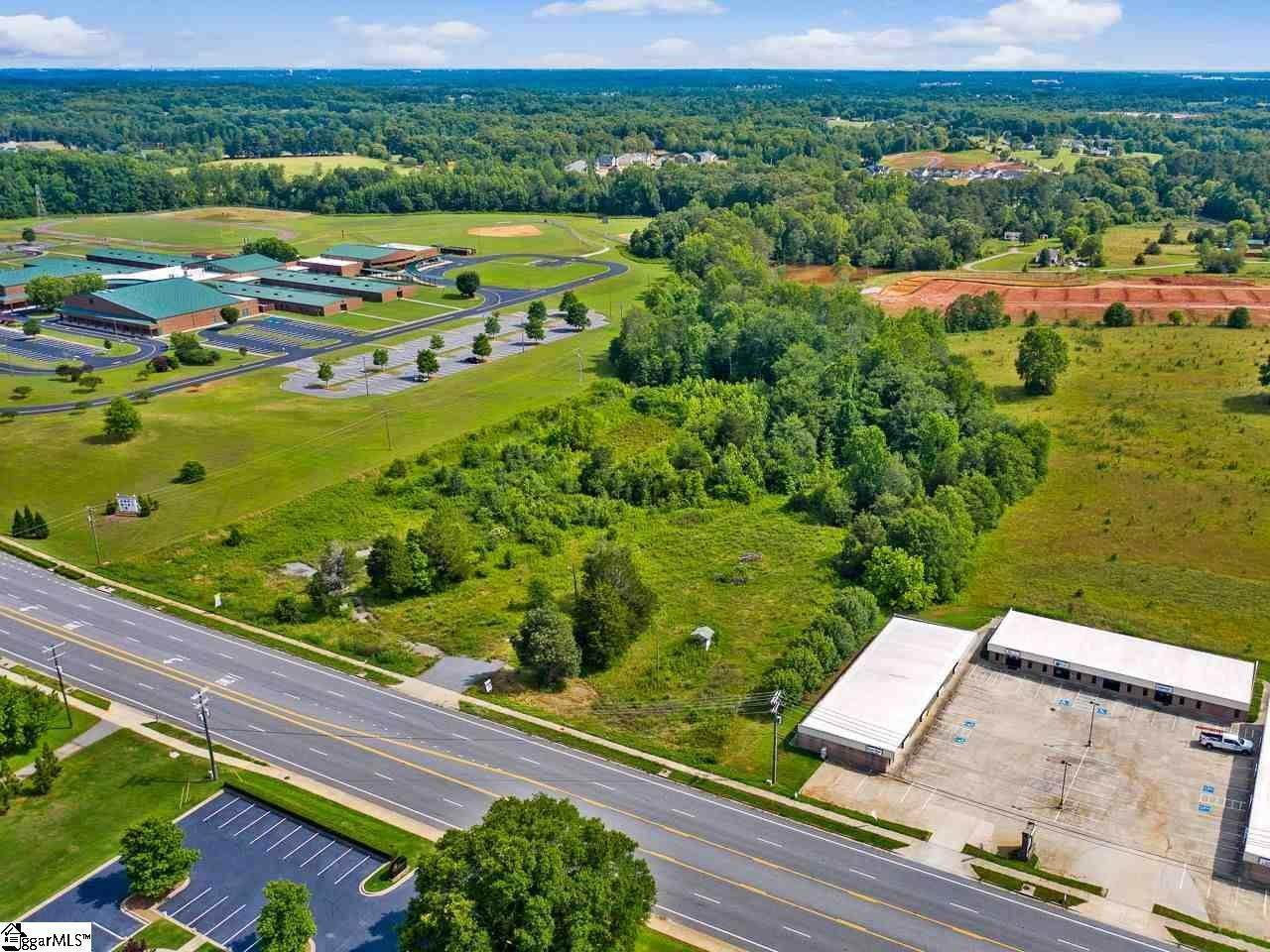 Land for Sale at Inman, SC 29349