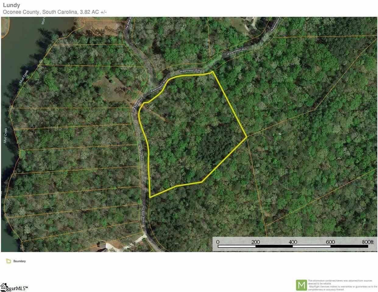 Residential Lot for Sale at Tamassee, SC 29686