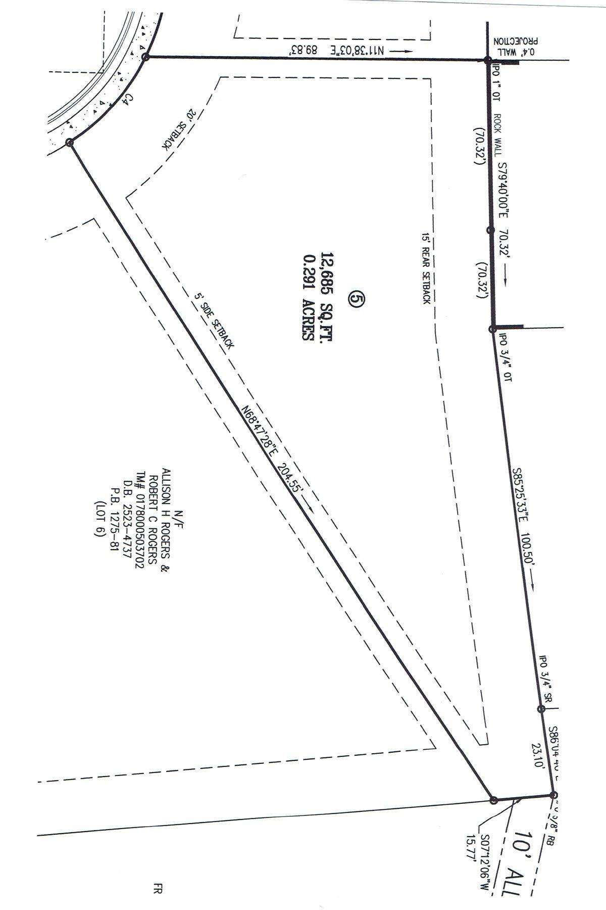 Land for Sale at 14 Henigan Lane - One of Two Remaining Lots! 14 Henigan Lane, Lot 5, Greenville, SC 29609