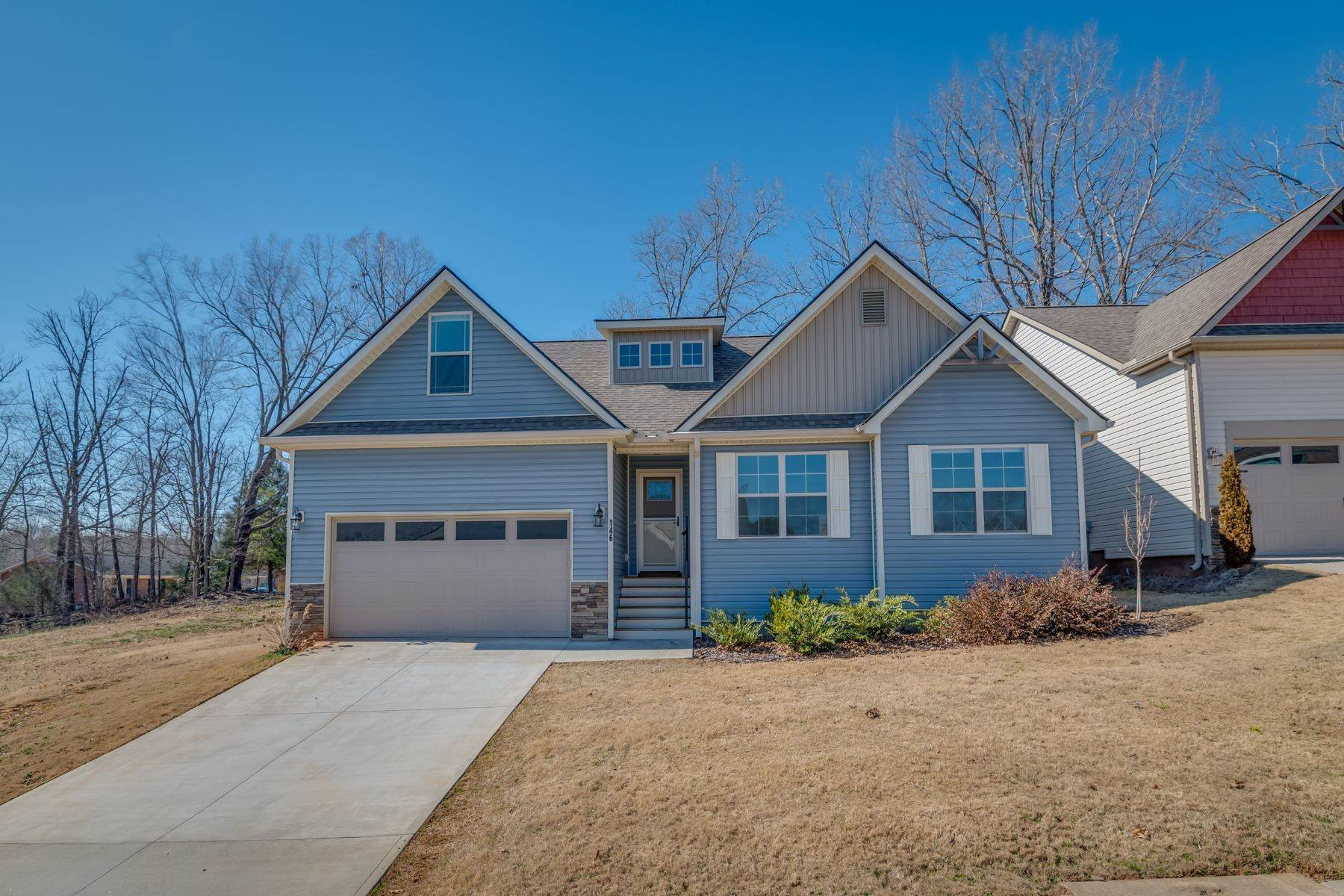 Single Family Homes for Sale at 146 Page Creek Boulevard, Landrum, SC 29356 Landrum, SC 29356