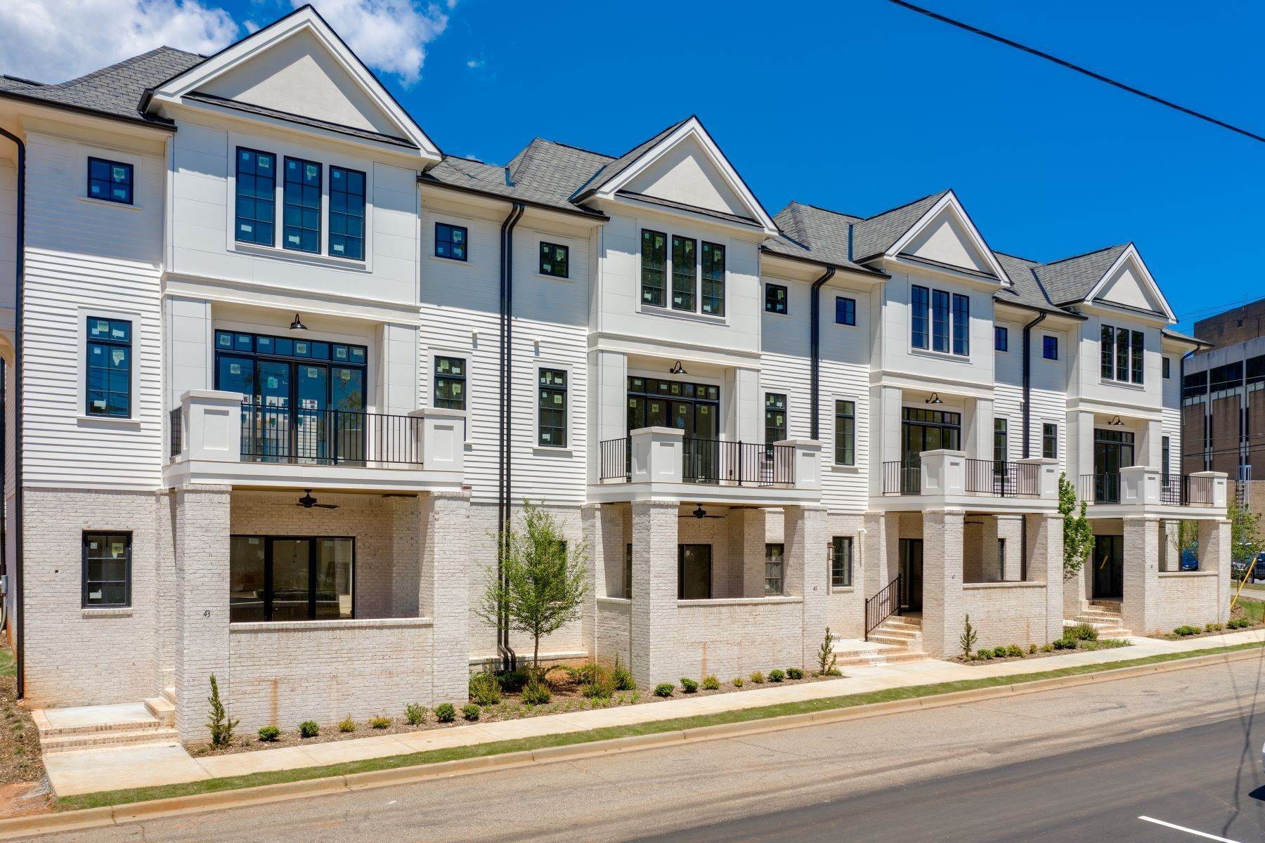 townhouses for Sale at 45 Thruston Street, Greenville, SC 29601 Greenville, SC 29601
