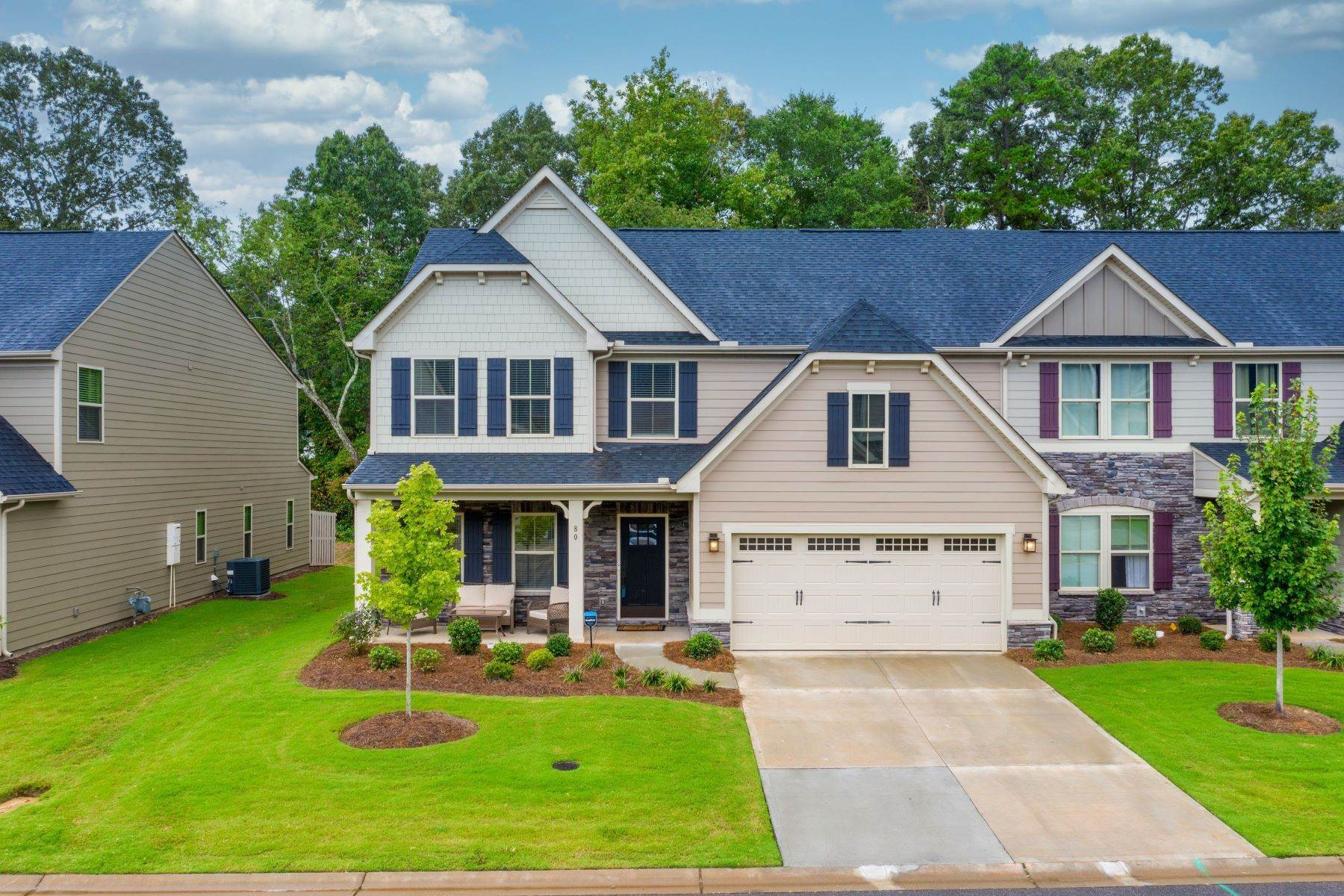 townhouses for Sale at UNDER CONTRACT! 80 Hemingway Lane, Simpsonville, SC 29681 Simpsonville, SC 29681