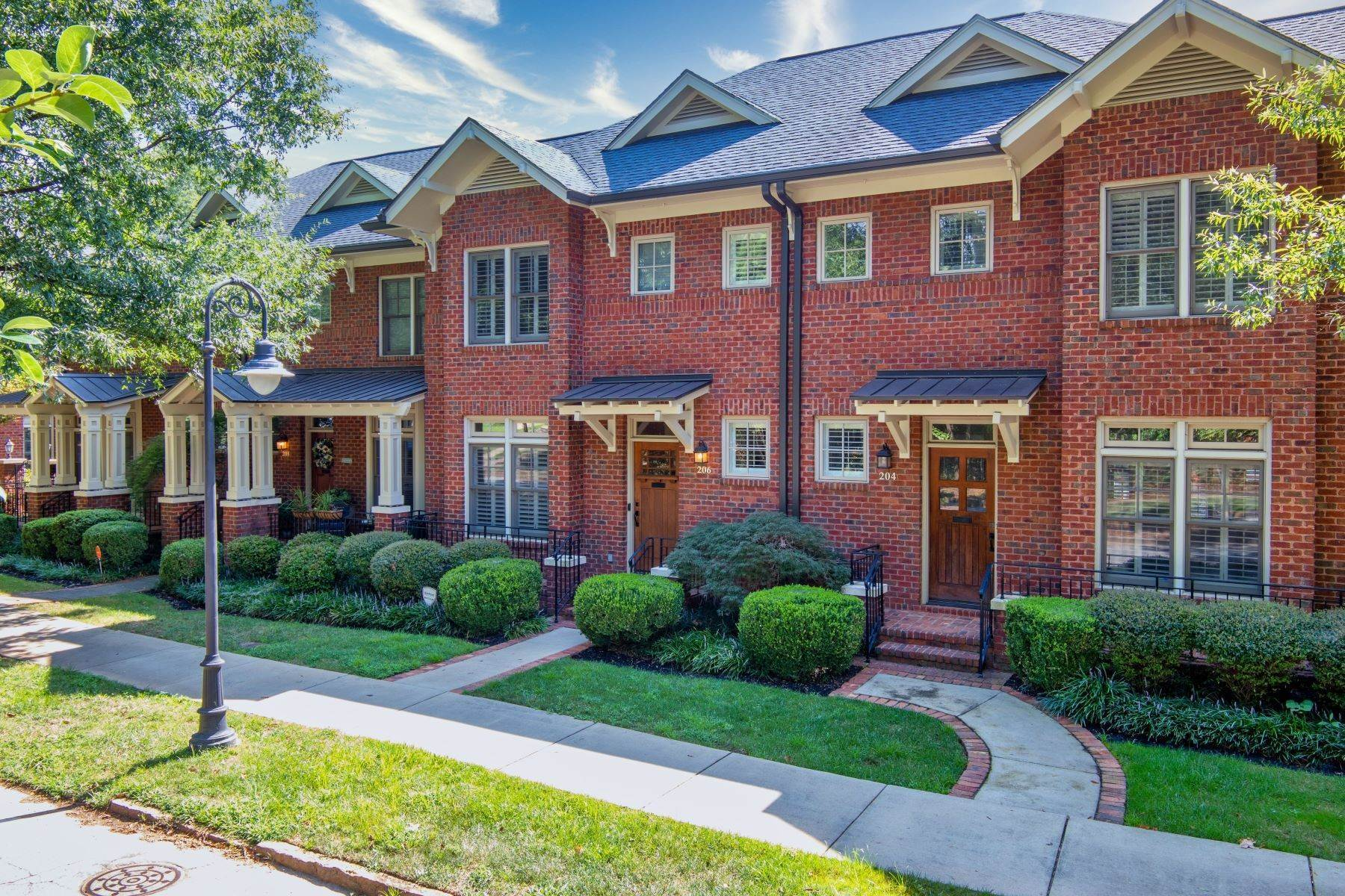 townhouses for Sale at 206 Butler Avenue, Greenville, SC 29601 Greenville, SC 29601