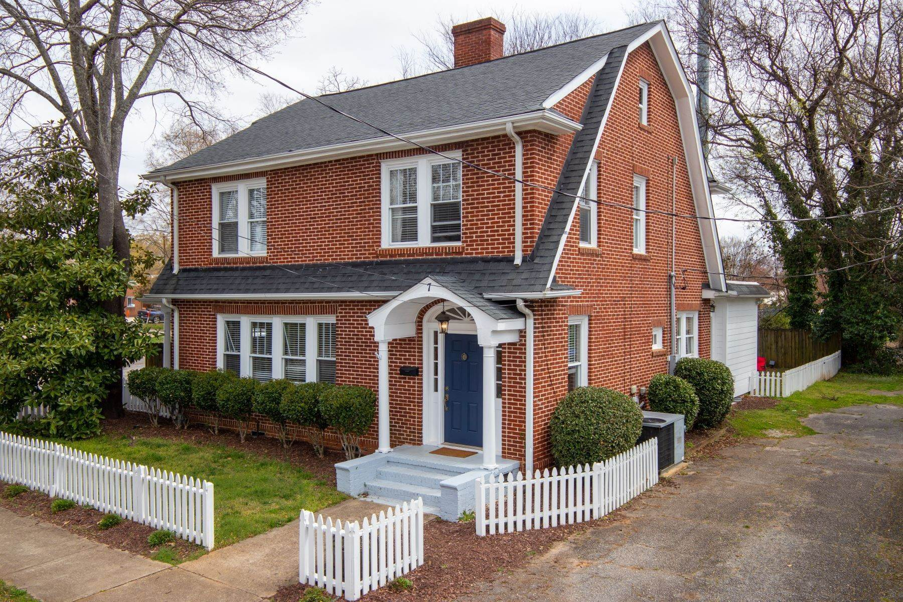 Single Family Homes for Sale at UNDER CONTRACT! 7 South Memminger Street, Greenville, SC 29601 Greenville, SC 29601