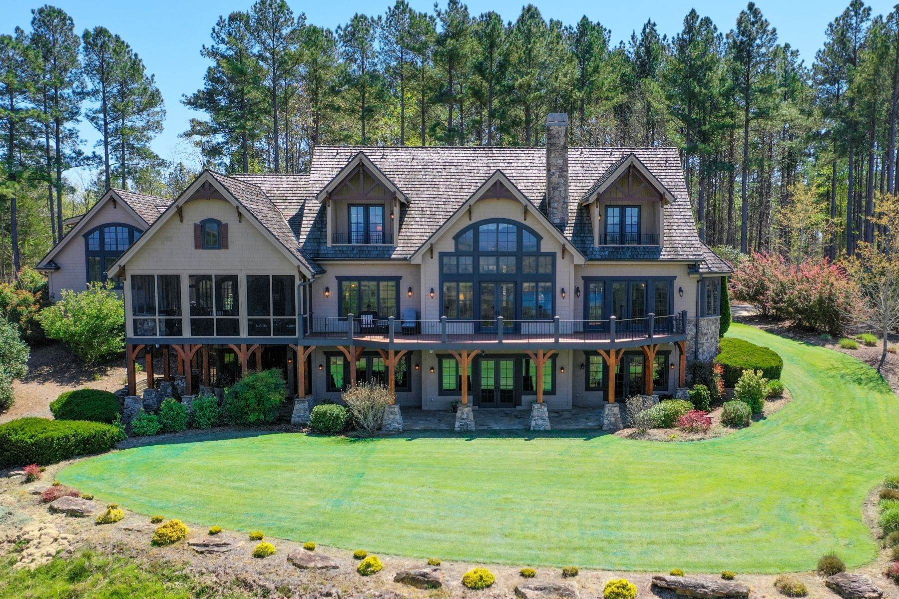 Single Family Homes for Sale at 410 Top Ridge Drive, Sunset, SC 29685 The Reserve At Lake Keowee, Sunset, SC 29685